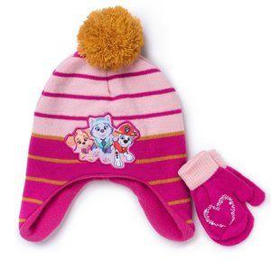 PAW Patrol hat and mitten Set